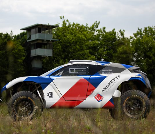 Andretti Autosport has become the latest race team to announce plans to participate in the new Extreme E off-road series.