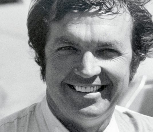 Hershel McGriff was one of NASCAR's top stars on the West Coast for years. (NASCAR Photo)