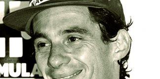 Ayrton Senna won the Monaco Grand Prix six times during his career. (NSSN Archives Photo)