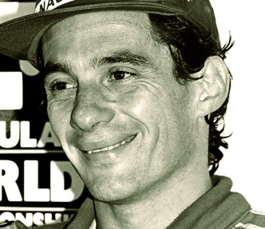 Ayrton Senna won the Monaco Grand Prix six times during his career. (NSSN Archives Photo)
