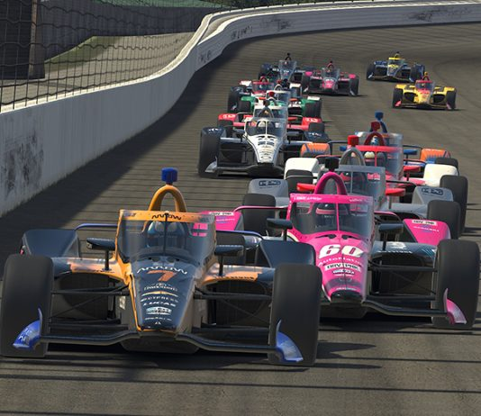 The IndyCar iRacing Challenge heads to Circuit of the Americas this weekend. (IndyCar Photo)