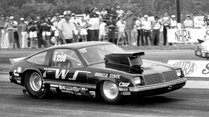 Warren Johnson in 1982. (NSSN Archives Photo)