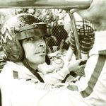 It's hard to argue how talented Jan Opperman was behind the wheel of a race car. (NSSN Archives Photo)