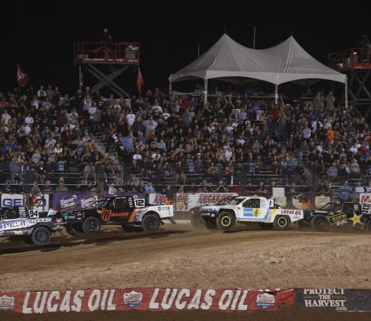 Wild Horse Pass Motorsports Park will kick off the 2020 season with back-to-back nights of action in the Arizona desert on June 5-6. (LOORRS Photo)
