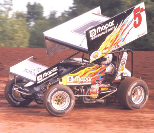 Racer of the Day: Mark Kinser