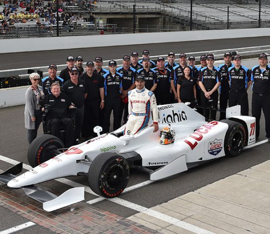 Marotti Autosport, which previously worked with Oriol Servia in the NTT IndyCar Series, has inked a sponsorship agreement with PW Power Systems. (IMS Photo)