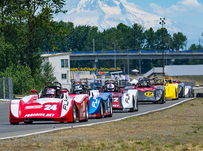 The 60th edition of the Rose Cup Races at Portland Int'l Raceway won't take place until 2021. (Doug Berger Photo)