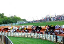 Several Sprint Car Races