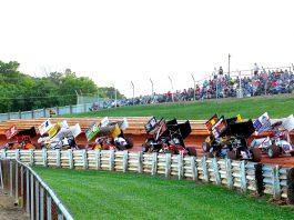 Several Sprint Car Races