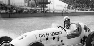 A.J. Watson built seven Indianapolis 500 race-winning cars from 1955 to 1964.
