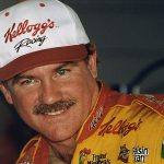 Terry Labonte won two NASCAR Cup Series titles during his career, with the championships coming 12 years apart. (NASCAR Photo)