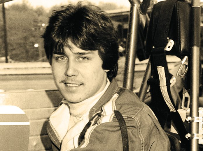 Bobby Davis Jr. made a name for himself as one of the best sprint car drivers of his generation. (NSSN Archives Photo)