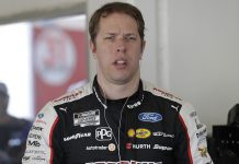 Brad Keselowski will join the field for the upcoming IMSA iRacing Pro Invitational event at virtual Road America. (HHP/Harold Hinson Photo)