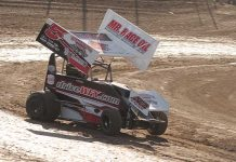 The entry list for California Speedweek has soared past 100 cars. (Chris Cleveland Photo)