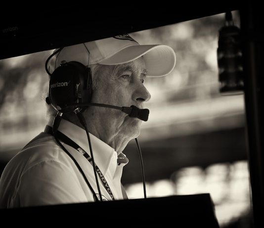 Roger Penske (IndyCar Photo)
