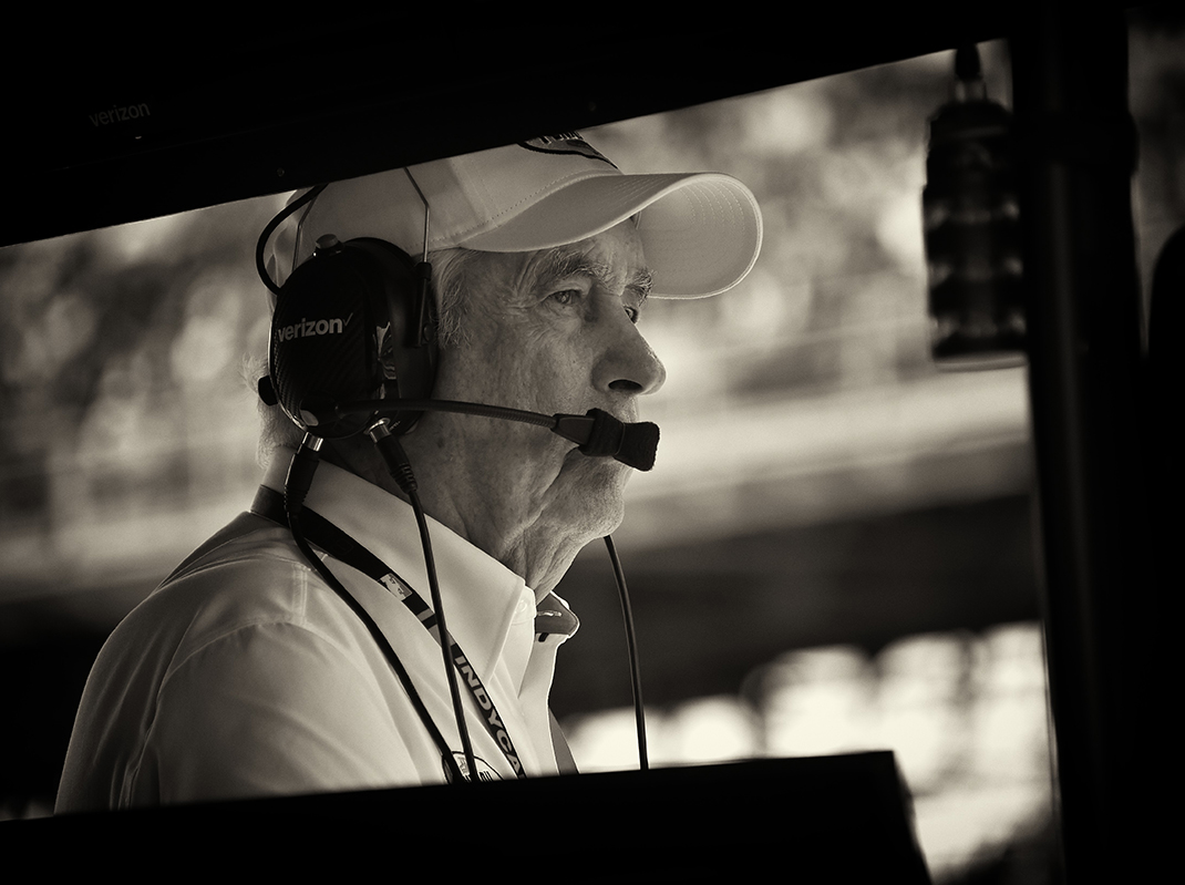 Roger Penske (IndyCar Photo)