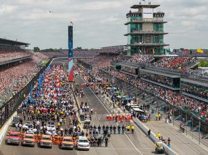 The festivities ahead of the 2017 running of the Indianapolis 500. (IndyCar Photo)