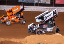 PHOTOS: Sprint Cars Invade