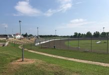 Magnolia Motor Speedway will host the Magnolia Mayhem 40 on Thursday.