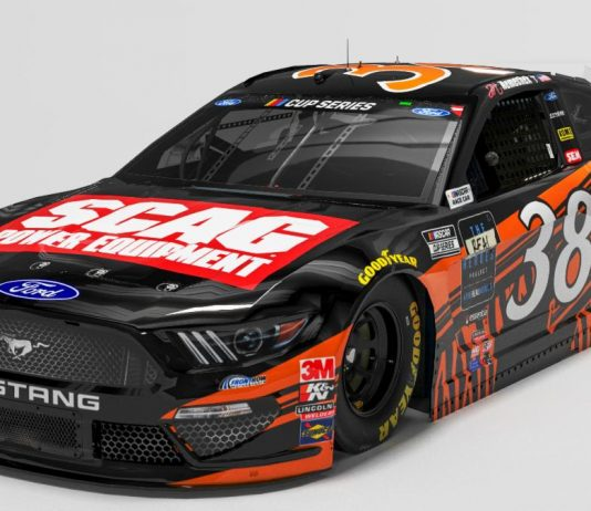 Scag Power Equipment will sponsor John Hunter Nemechek in the upcoming NASCAR Cup Series races at Darlington Raceway.