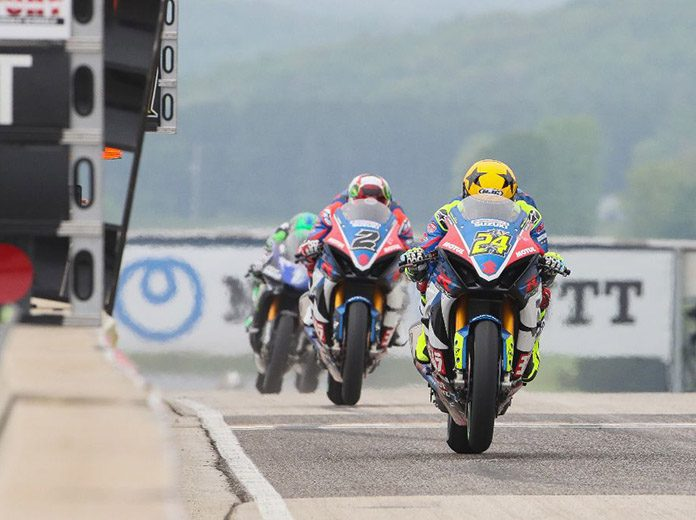 MotoAmerica will open its season at Road America on May 29-31 without fans in attendance. (Brian J. Nelson Photo)