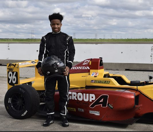 Nicholas Rivers has joined Group-A Racing for the Formula 4 United States Championship season.