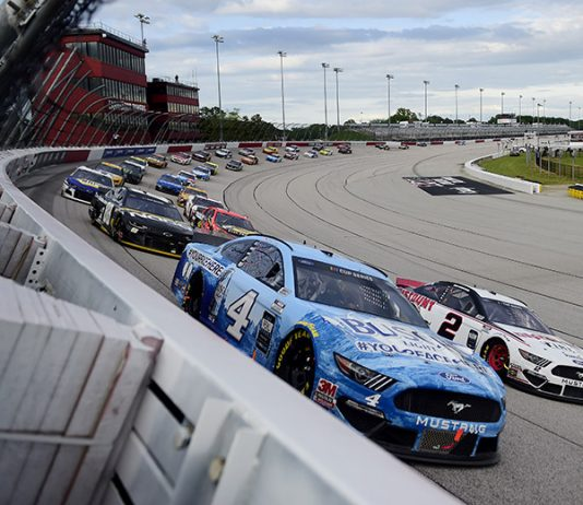The start time for Wednesday's NASCAR Cup Series race has been moved to 6 p.m. ET. (NASCAR Photo)