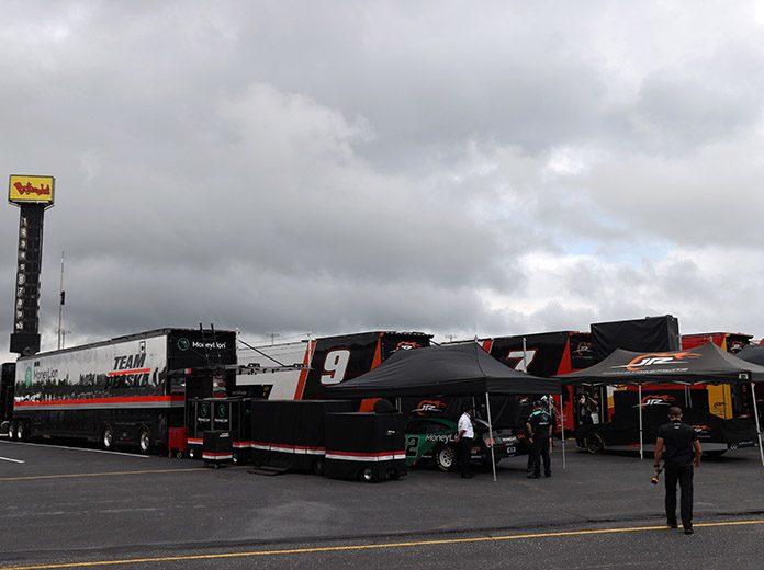 Rain Pushes Darlington Xfinity Race To Thursday
