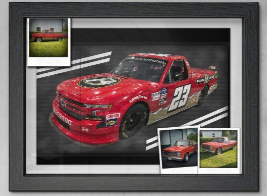 Plan B Sales will sponsor GMS Racing's Brett Moffitt in Tuesday's NASCAR Gander RV & Outdoors Truck Series event at Charlotte Motor Speedway.