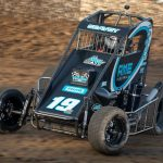 Seavey Flies From 19th To Second At Port City