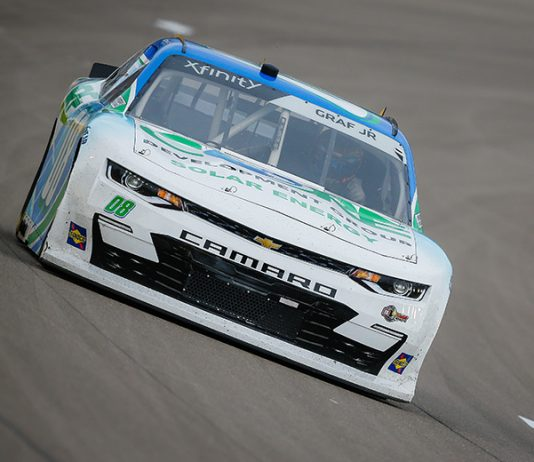 SS Green Light Racing has formed an alliance with Rick Ware Racing in the NASCAR Xfinity Series. (HHP/Chris Owens Photo)