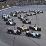The NTT IndyCar Series opener at Texas Motor Speedway will air in primetime on NBC on June 6. (IndyCar photo)