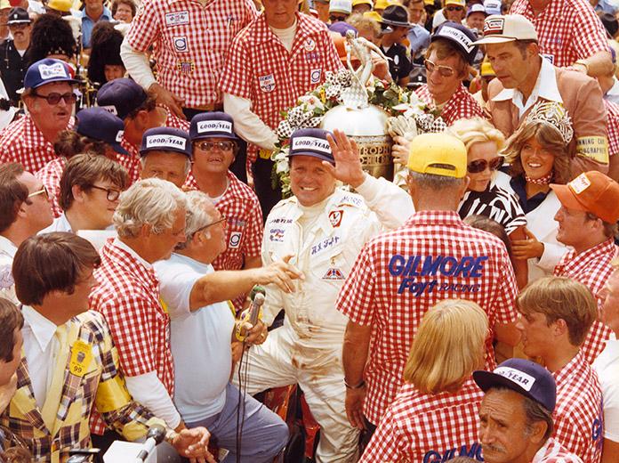 Milestone Moments: Foyt Wins Fourth Indy 500