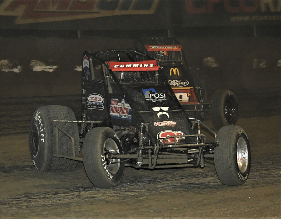 USAC Sprint Cars Visiting I-55 On June 6