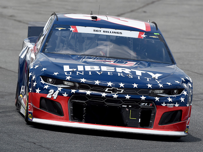 Byron On Pole For Second Charlotte Cup Race