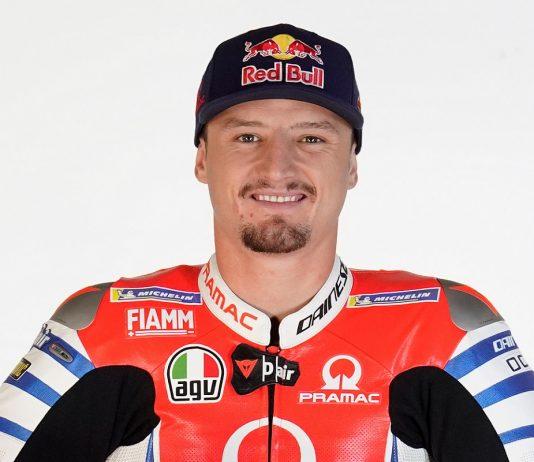 Ducati Tabs Jack Miller