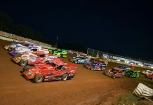 Short Track Super Series Heading