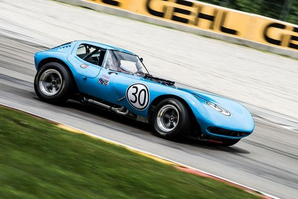 Historic Sportscar Racing will compete as guests of the Vintage Sports Car Drivers Ass'n during the Elkhart Lake Vintage Festival XXXV.