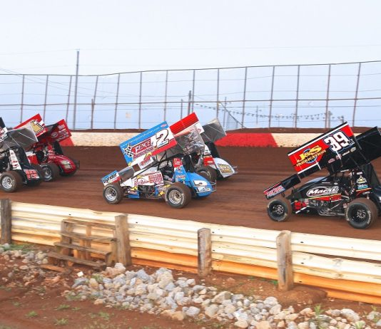 PHOTOS: Sprint Cars Back