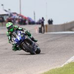 Monster Energy Attack Performance Yamaha's Cameron Beaubier dominated the opening race in the 2020 HONOS Superbike Series at Road America. (Brian J. Nelson Photo)