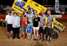It's Blake Hahn In Tri-State ASCS Run