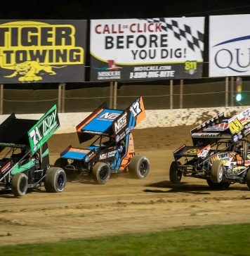 PHOTOS: World Of Outlaws Night