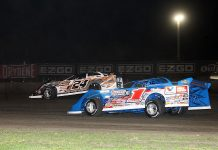 PHOTOS: WoO Late Models Tackle