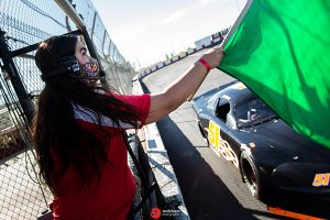 Madera Speedway will host its first event of the season on June 6 without fans in the stands. (Jason Wedehase Photo)
