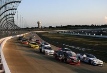 A report indicates that Nashville Superspeedway could be in line to host a NASCAR Cup Series race in 2021. (Jared C. Tilton/Getty Images for NASCAR Photo)