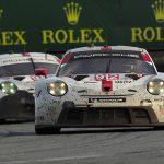 Porsche's factory program will exit the IMSA WeatherTech SportsCar Championship at the end of the season. (IMSA Photo)