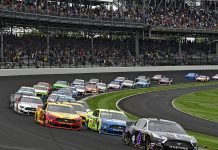 The Fourth of July weekend at Indianapolis Motor Speedway will be held without fans. (IMS Photo)