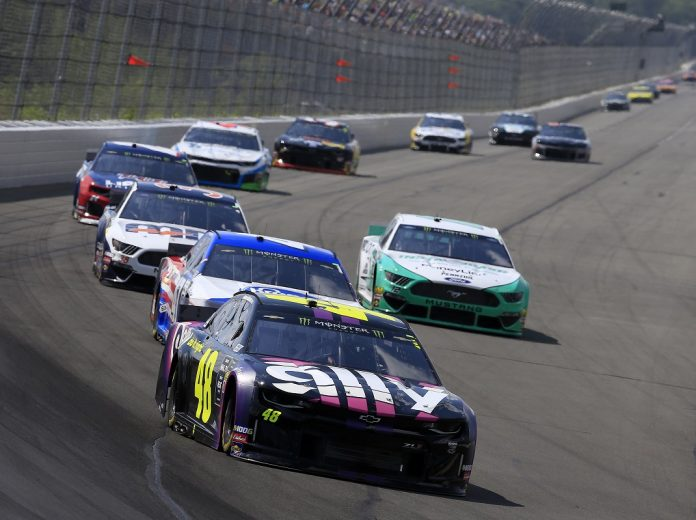 NASCAR Sets Third Portion