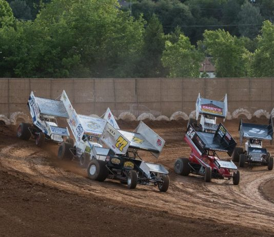 Placerville Speedway will open for business on June 13 with no fans in the stands.