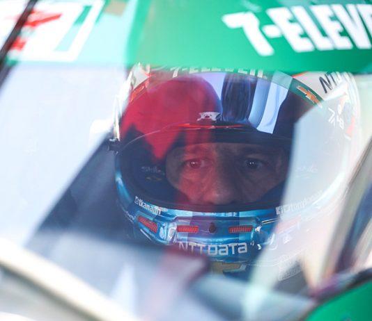 Tony Kanaan will begin his final NTT IndyCar Series season on Saturday at Texas Motor Speedway. (IndyCar Photo)
